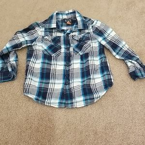 3 for $15 - Children's Place 3T Button Down Shirt